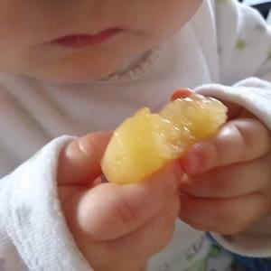Autonomia alimentação criança 1 ano