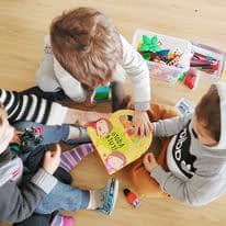 Educação Nutricional e alimentar consulta nutrição infantil