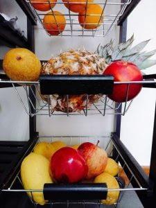Segredo para arrumar os alimentos