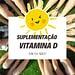 Suplementação vitamina d