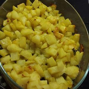 batatas fritas saudáveis