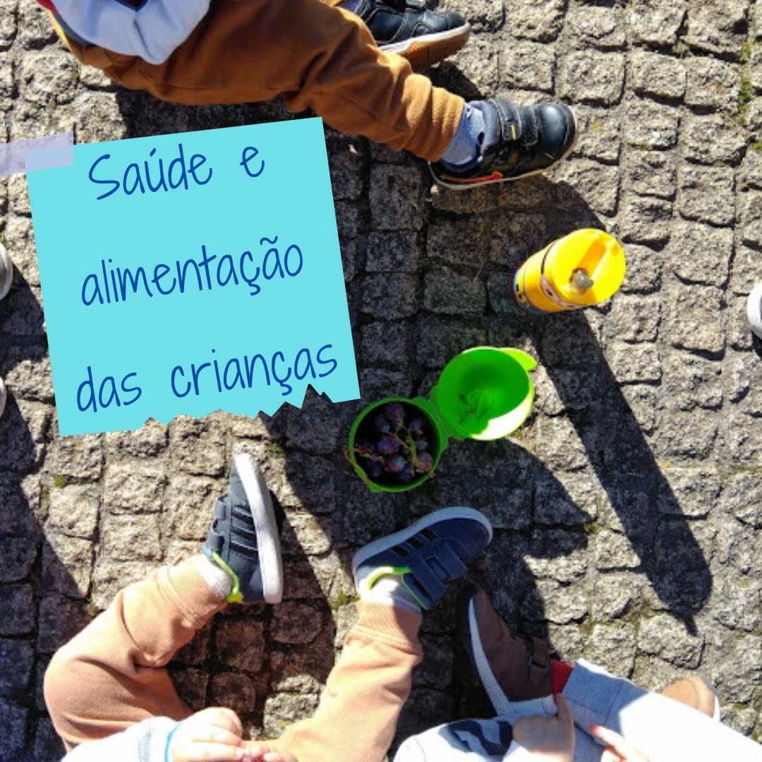 Saúde e alimentação das crianças