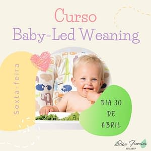 Curso online Baby-Led Weanig