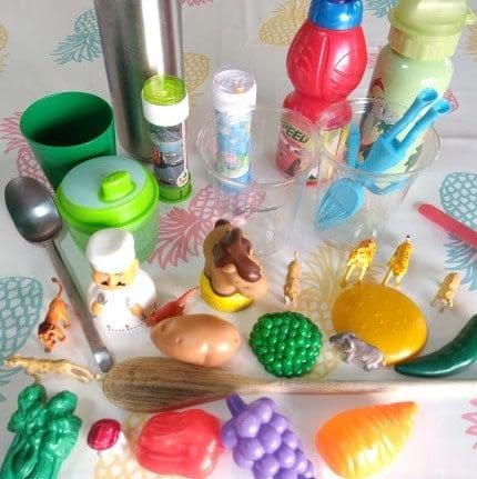 Brincar estratégias refeição crianças