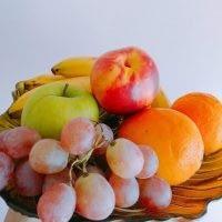 Alimentação saudável fruta